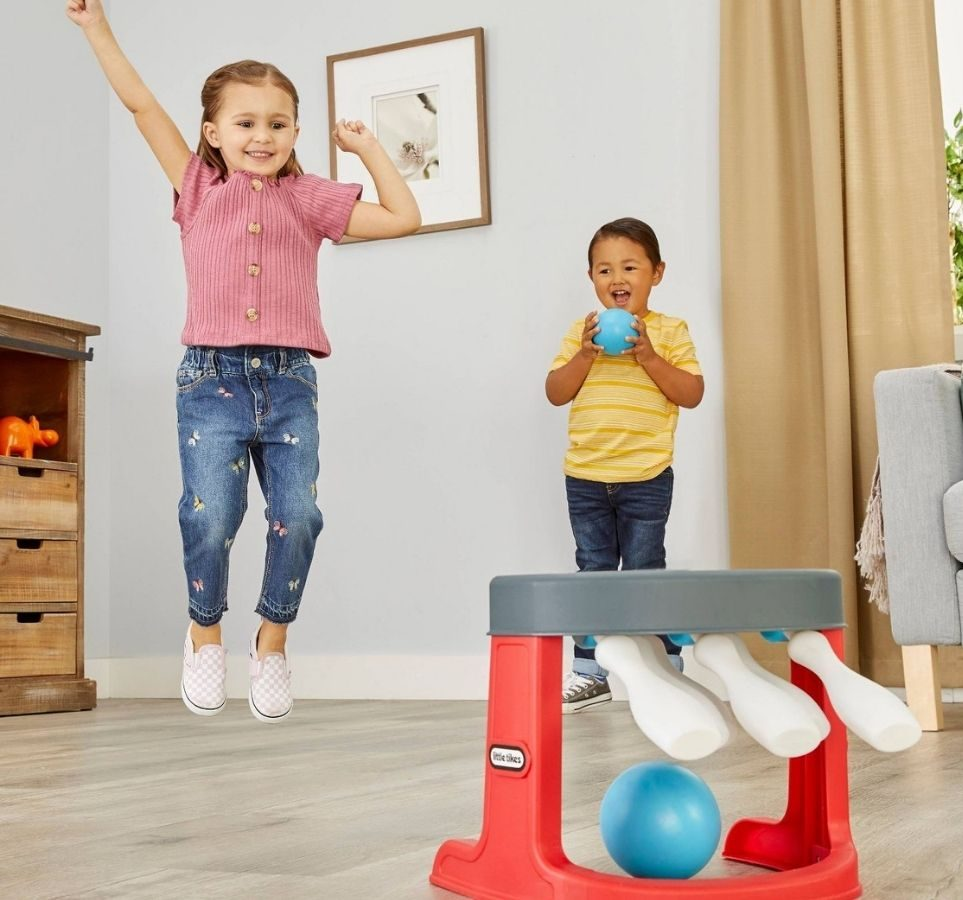 Little Tikes Bowling Game