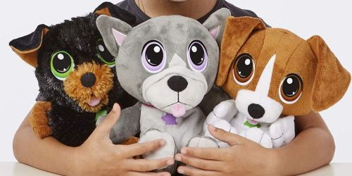 Little Tikes Rescue Tales Plush Pups from $6.82 on Amazon