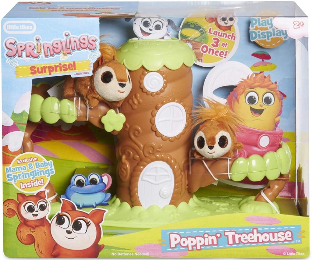 Little Tikes brand Springlings plush set