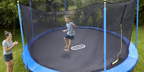Little Tikes Mega 15′ Trampoline Only $209.99 Shipped on Target.com (Regularly $300)