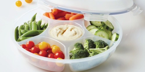 Lock & Lock 77oz Divided Container Only $12.74 on Macys.com (Regularly $25)