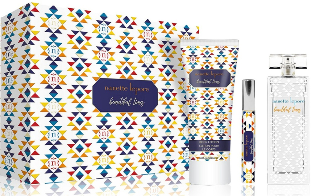 Nanette Leopore Fragrance gift set
