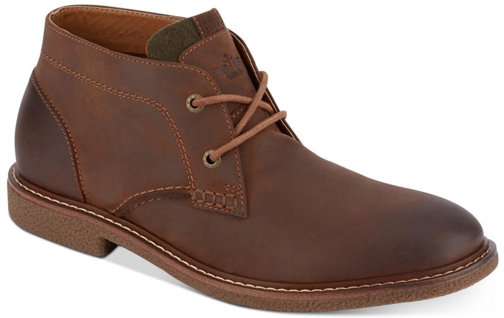 brown suede men's shoes