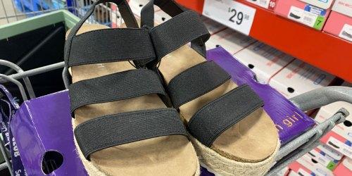 Madden Girl Women's Espadrille Platform Sandals Just $19.98 at Sam's Club