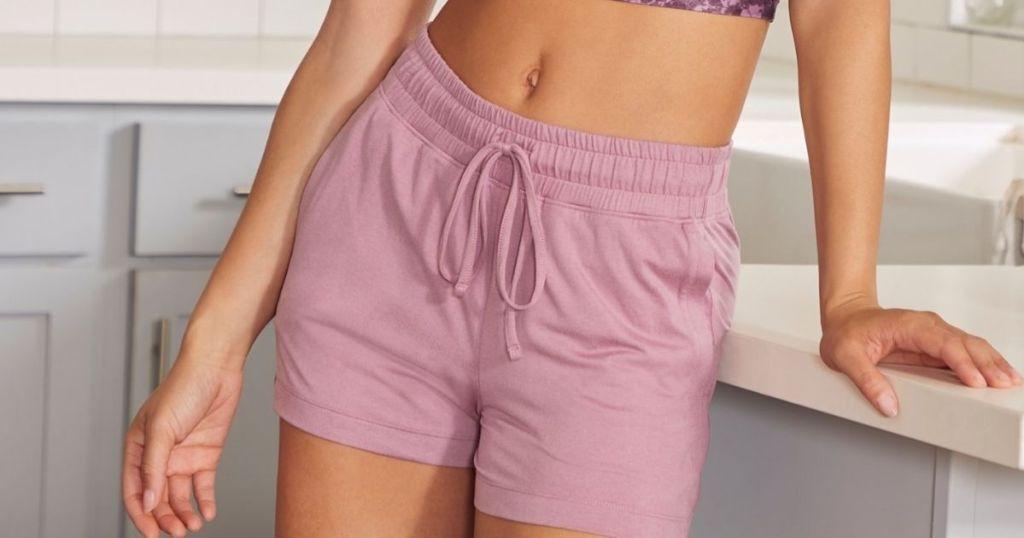 Marika Athleisure Shorts