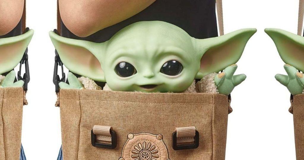 Mattel Baby Yoda Bundle