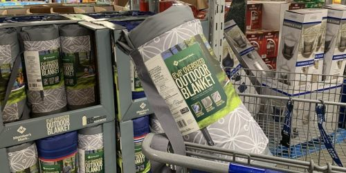 Member's Mark 8'x8′ Oversized Outdoor Blanket Only $29.98 at Sam's Club