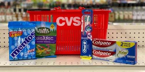 Best CVS Weekly Ad Deals 5/9-5/15 (BOGO Candy, Cheap Toothpaste & More!)