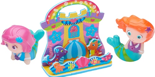 Mermaids in the Tub Bath Activity Set Only $6.99 on Amazon (Regularly $18)