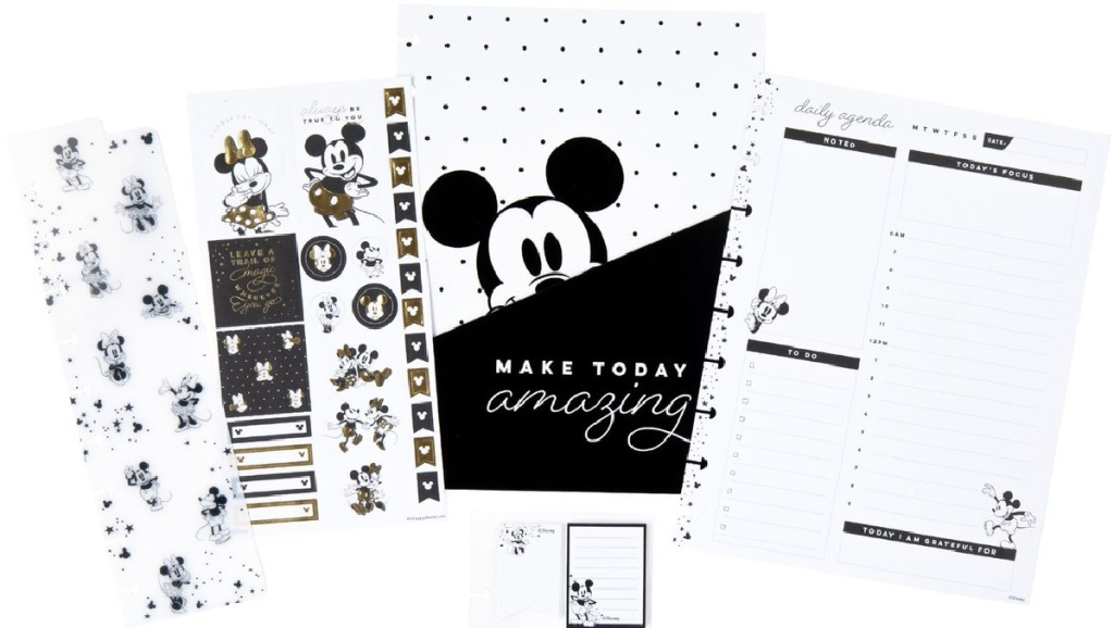 Mickey and Minnie Daily Classic Accessory Pack - Amazing Day