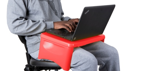 Folding Lap Desk w/ Storage Compartment Only $7.91 on Zulily (Regularly $22)