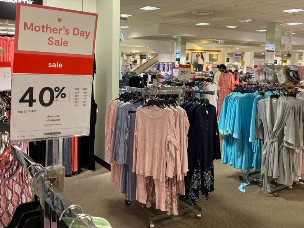Mother's Day Pajamas JCPenney