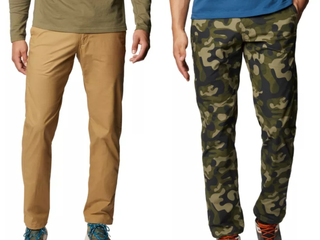 mountain hardwear men's pants