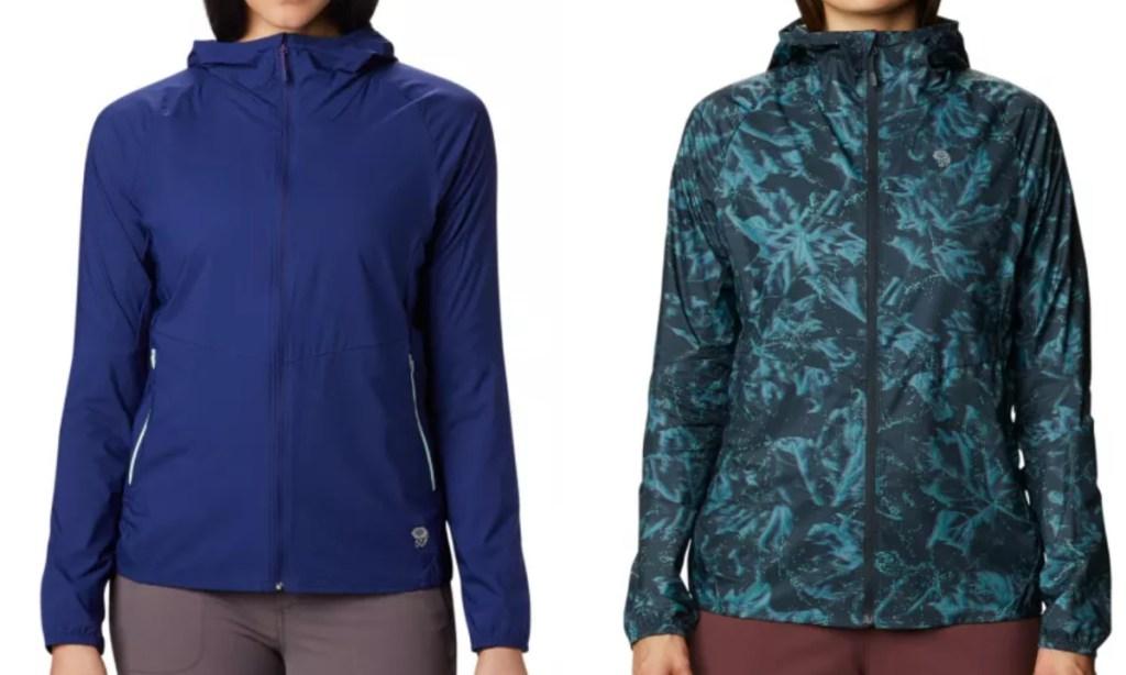 mountain hardwear women's pullover