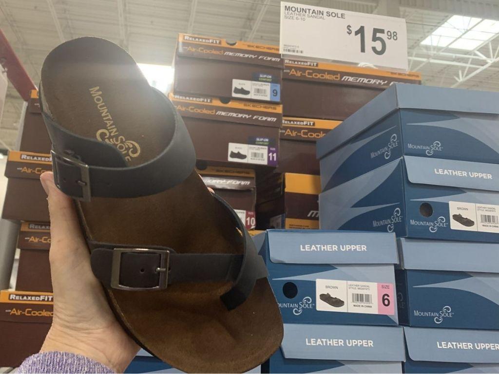 Mountain Sole Gracie Sandals