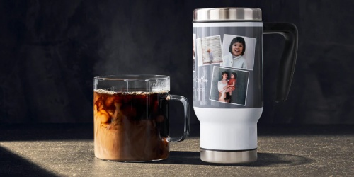 Free 3-Month Panera+ Unlimited Coffee Subscription AND Custom Shutterfly Travel Mug
