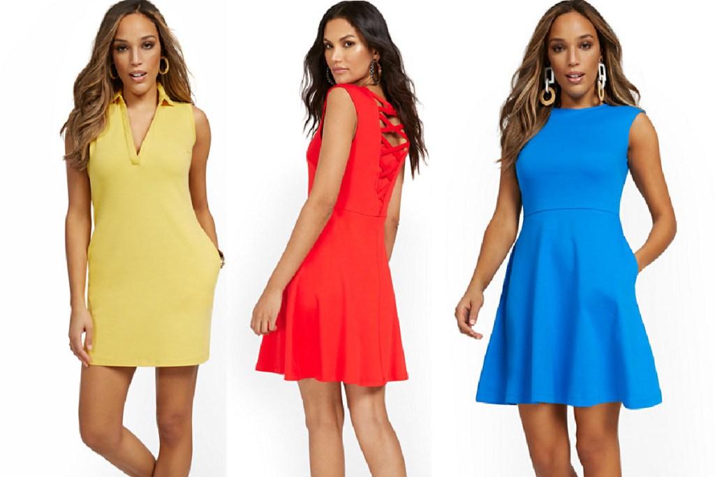 NY&C dresses