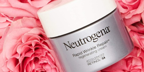 Neutrogena Rapid Wrinkle Repair Cream Just $10.60 Shipped on Amazon (Regularly $24)