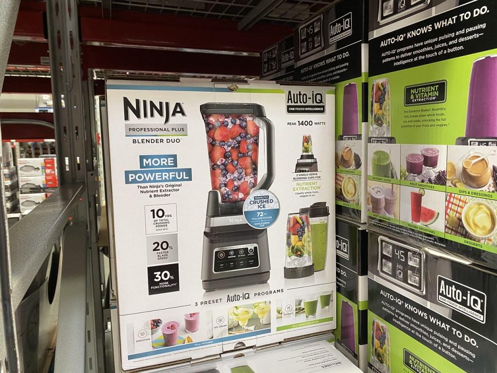 Ninja Auto-IQ Blender Duo
