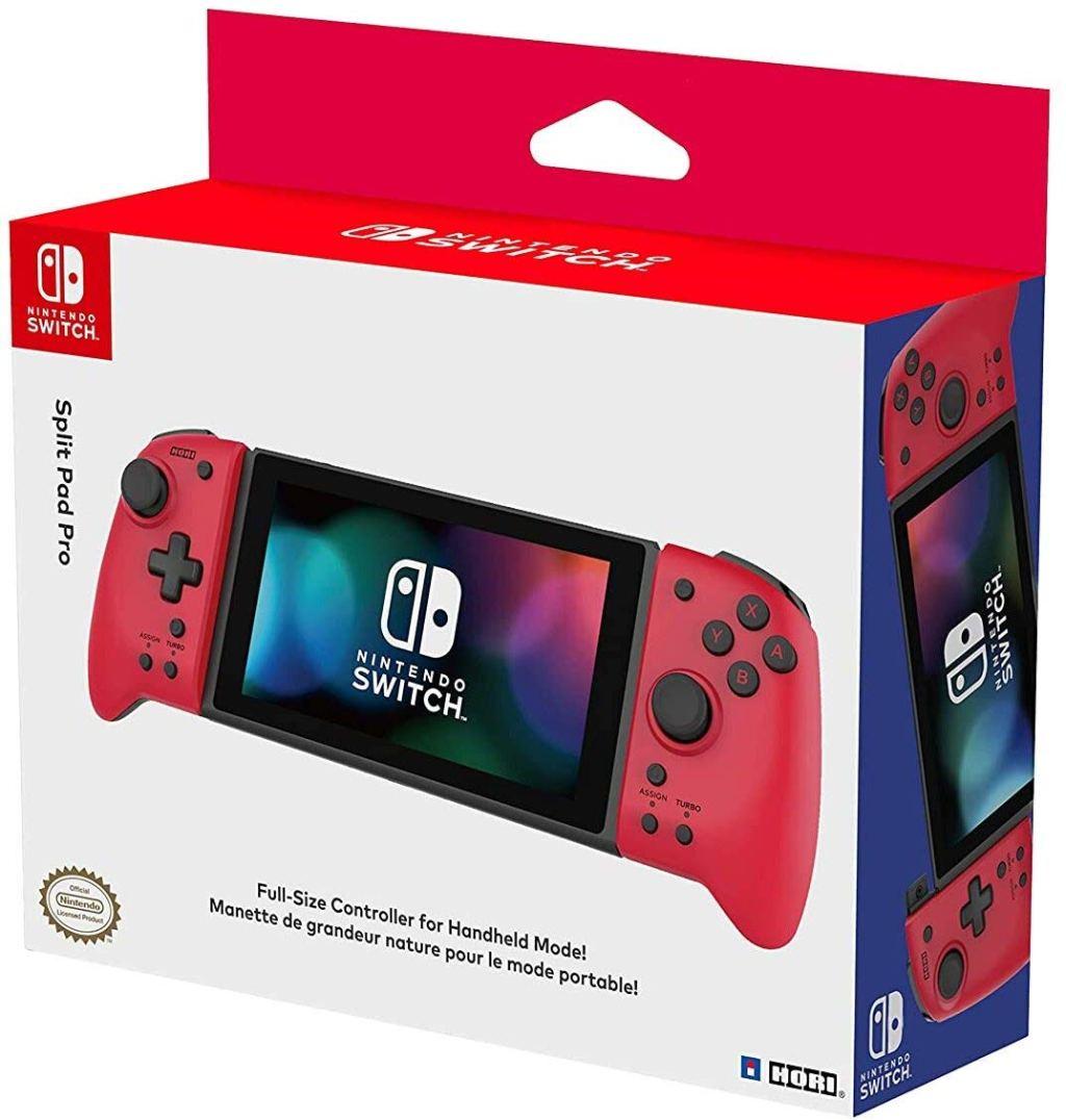 Nintendo Switch Split Pad Pro