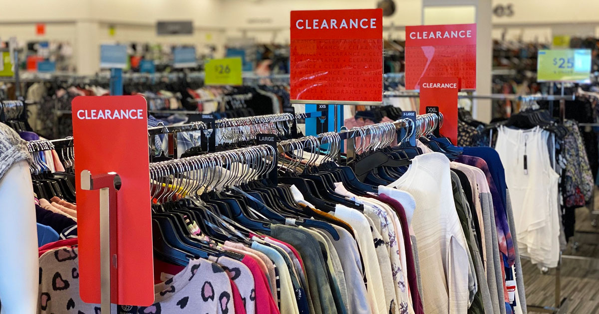 Nordstrom Rack Clearance