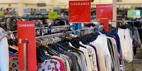 GO! Nordstrom Rack End of Season Sale | Up to 90% Off Apparel & Footwear