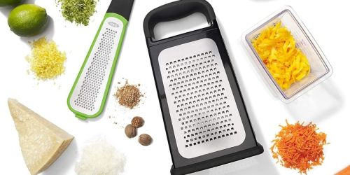 OXO Box Grater w/ Zester Only $20.99 on Amazon (Regularly $30)
