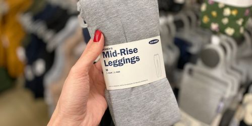 Old Navy Girls & Women's Leggings Only $4-$7 (Regularly up to $17) | Includes Plus Sizes