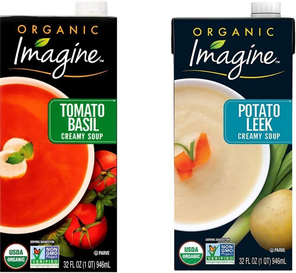 Organic Imagic 32oz Soup