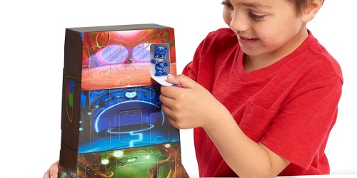 PJ Masks Micros Mystery HQ Box Set Only $5.79 on Amazon | Includes 12 Surprises