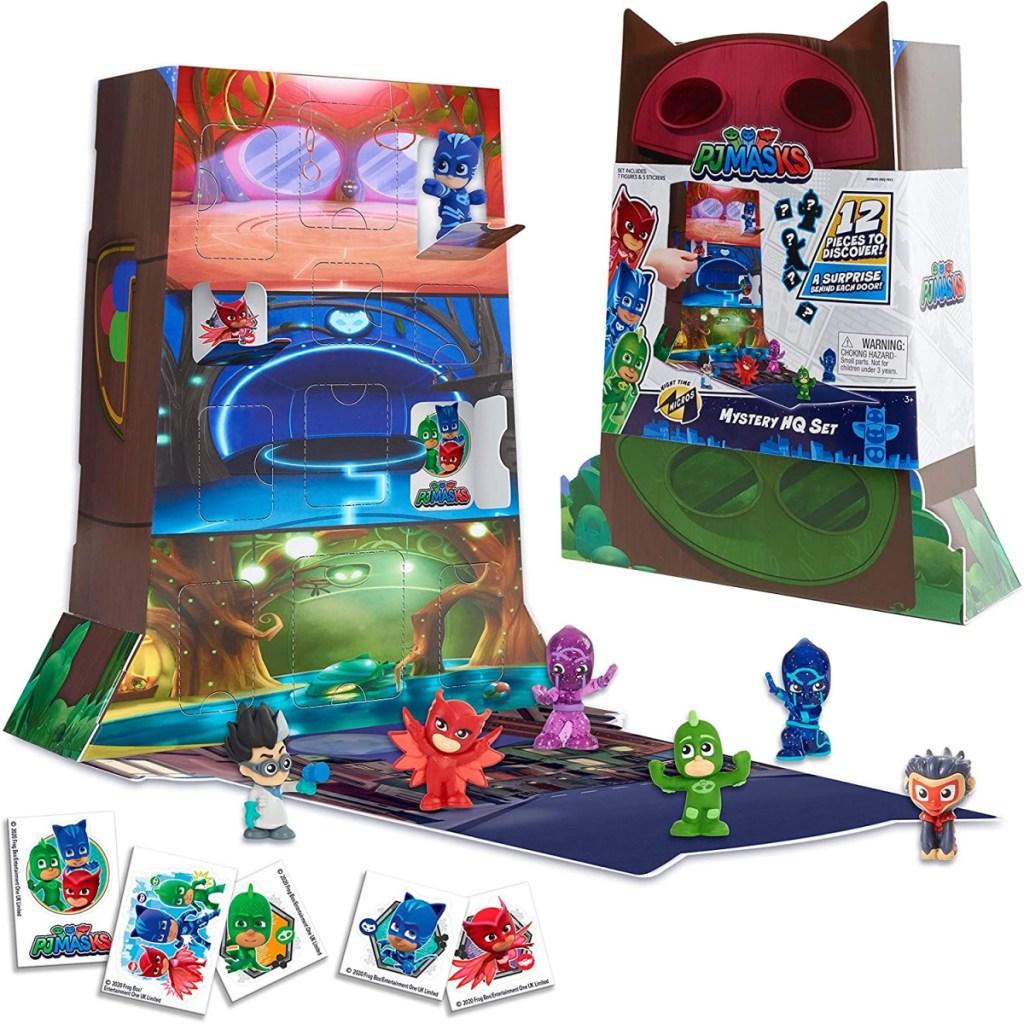 PJ Masks themed play set