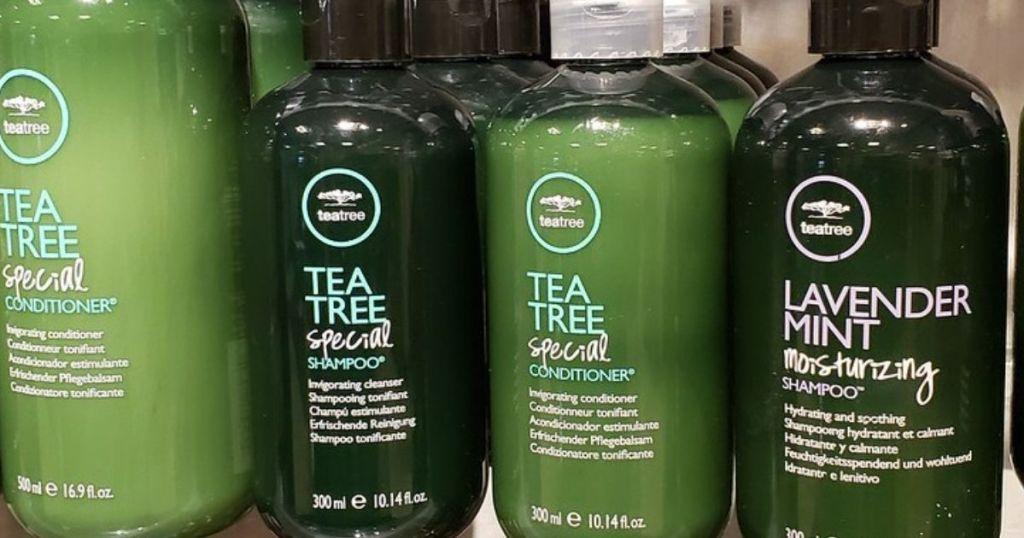 Paul Mitchell Tea Tree haircare