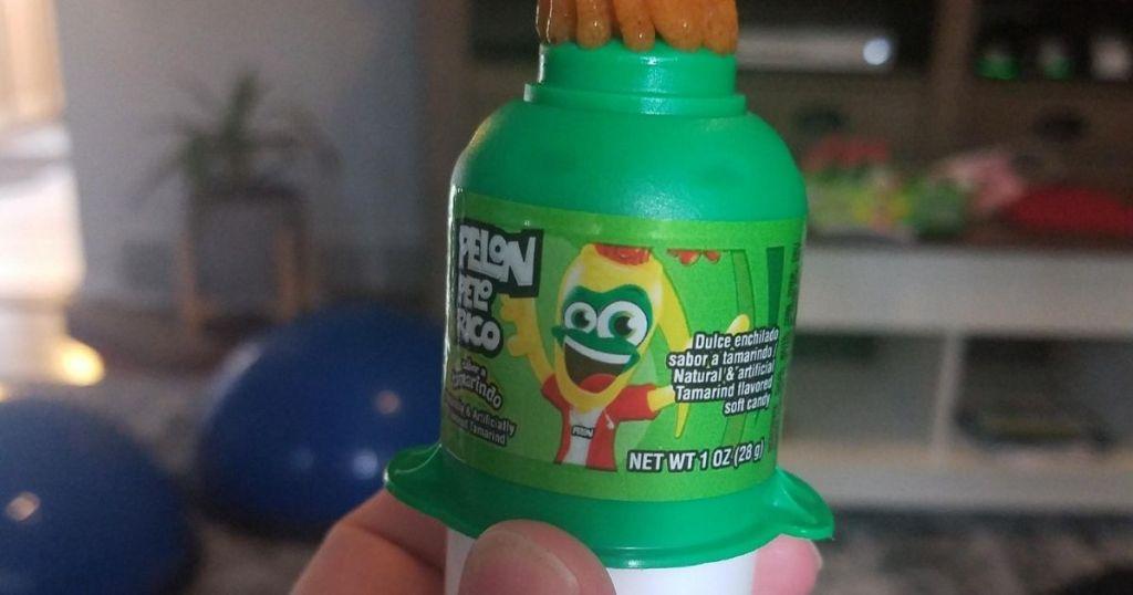 Pelon Pelo Rico Candy