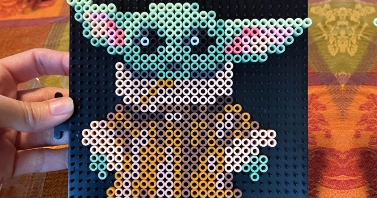 Perler Baby Yoda Bead Kit