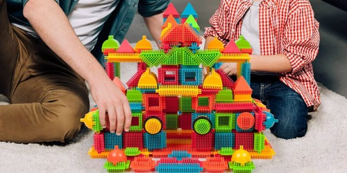 PicassoTiles Bristle Block Sets from $12.72 on Zulily.com