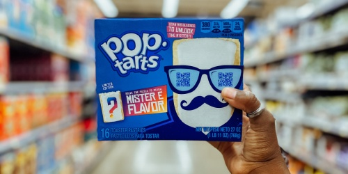 Guess the New Pop-Tarts Mister E Flavor for the Chance to Win 1 Of 10 Xbox S Gaming Consoles