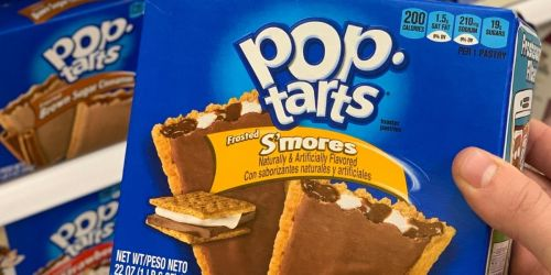 Pop-Tarts Frosted S'mores 64-Count Only $12.58 Shipped on Amazon
