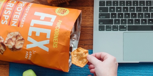 PopCorners Flex Protein Chips Snack Bags 20-Pack Only $12.75 Shipped on Amazon | Gluten-Free