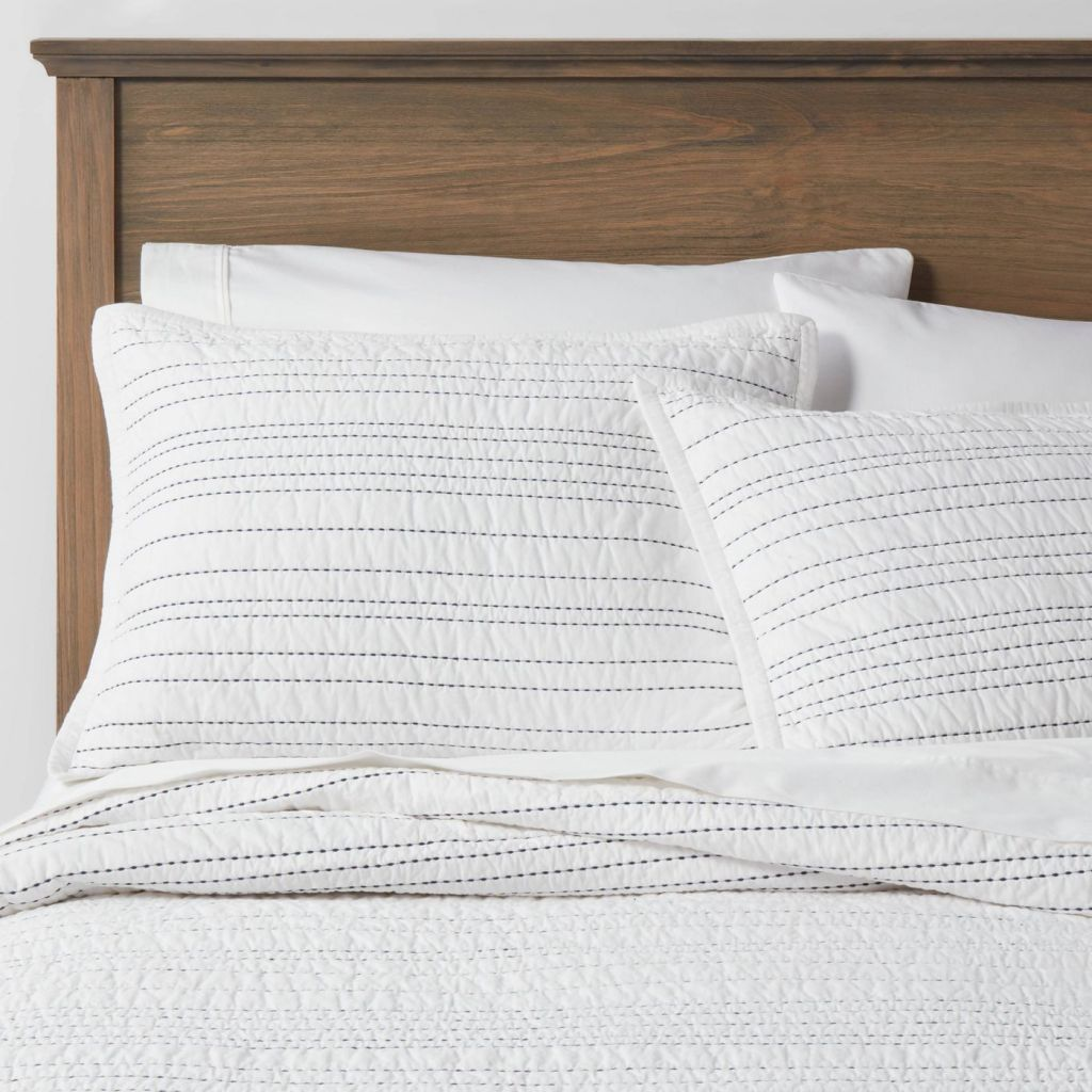 Opalhouse Quilted Shams