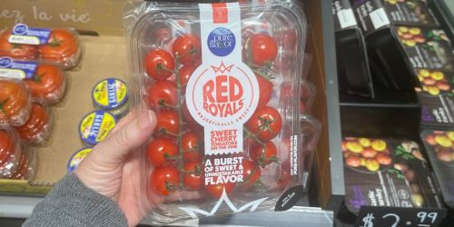 50% Off Cherry Tomatoes at Target | In-Store & Online