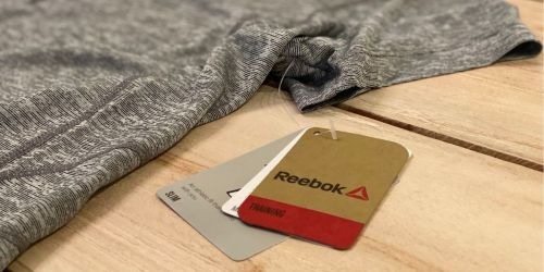 Reebok Clothing and Accessories from $7.99 Shipped (Regularly $28+)