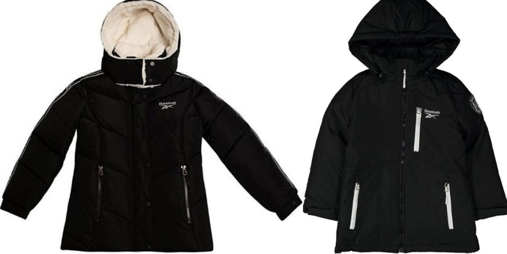two black jackets