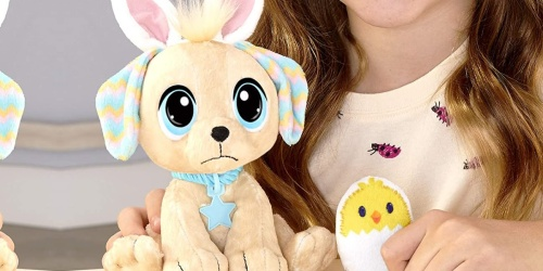 Rescue Tales Springtime Pup Plush Only $7.49 on Amazon (Regularly $15)