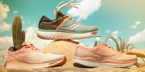 Saucony Running Shoes Only $81.98 Shipped (Regularly $150)