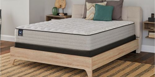 Sealy Posturepedic Queen Mattress w/ FREE Adjustable Base Only $449 Shipped on Macys.com ($1,418 Value)