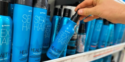 Sexy Hair Styling Products & Treatments from $8.97 on ULTA.com (Regularly $18)