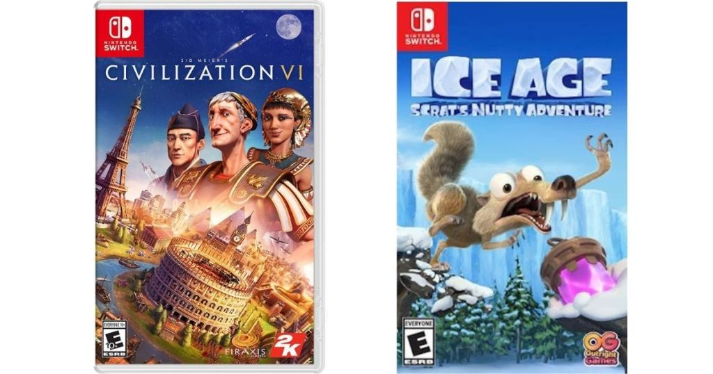 Sid Meier and Ice Age Games