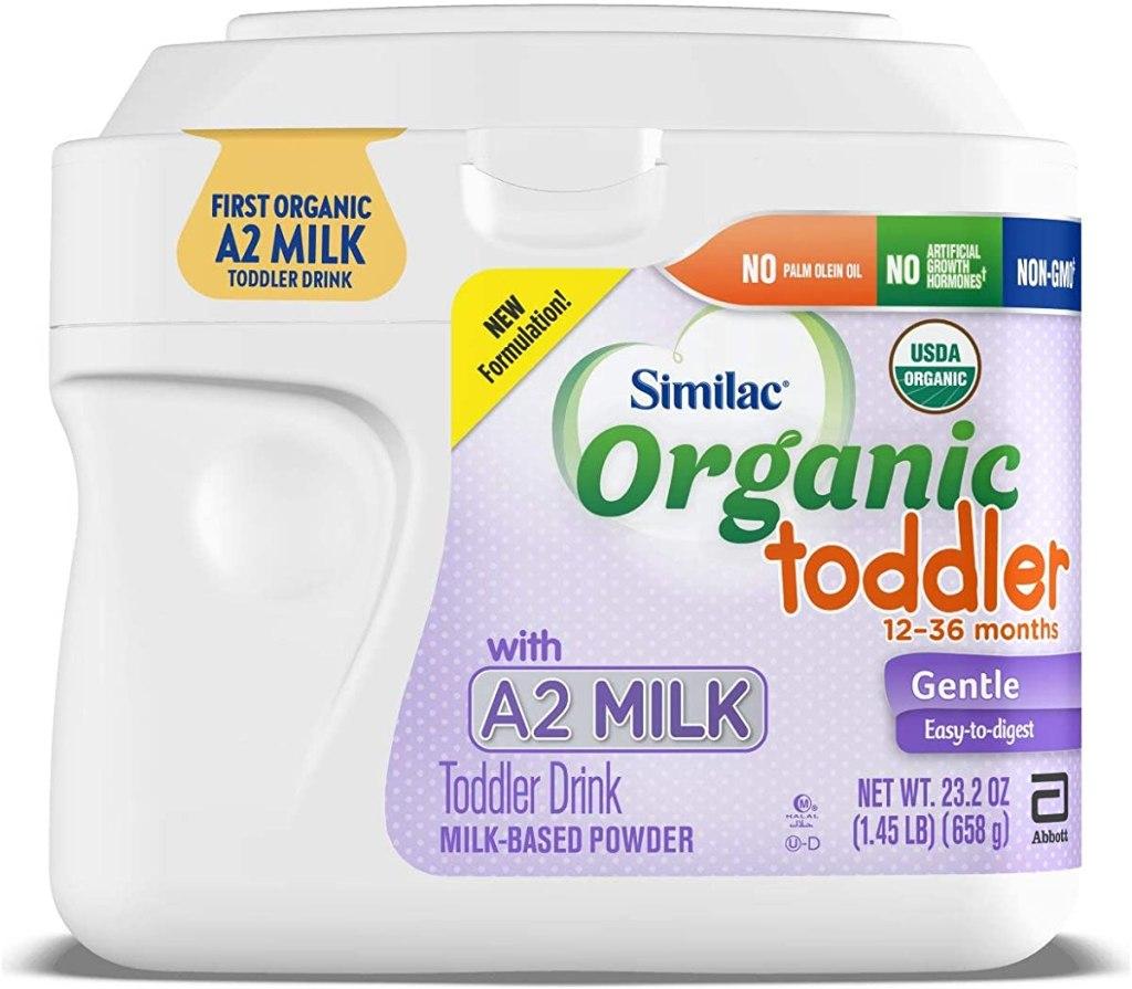 Similac Toddler Formula