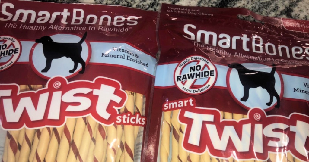 SmartBones Twist Sticks
