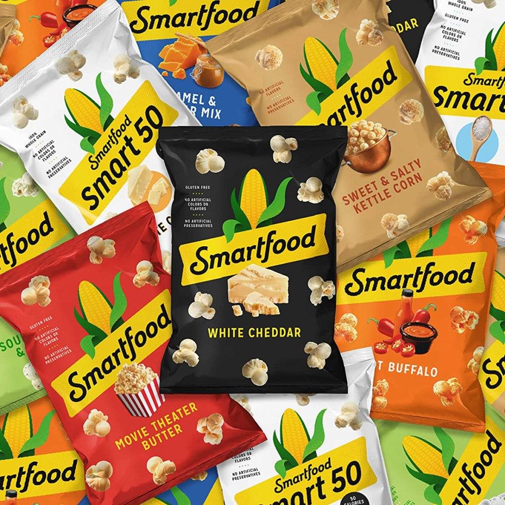 Smartfood Popcorn Variety Pack